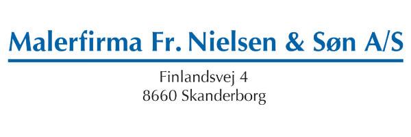 Malerfirma Fr. Nielsen