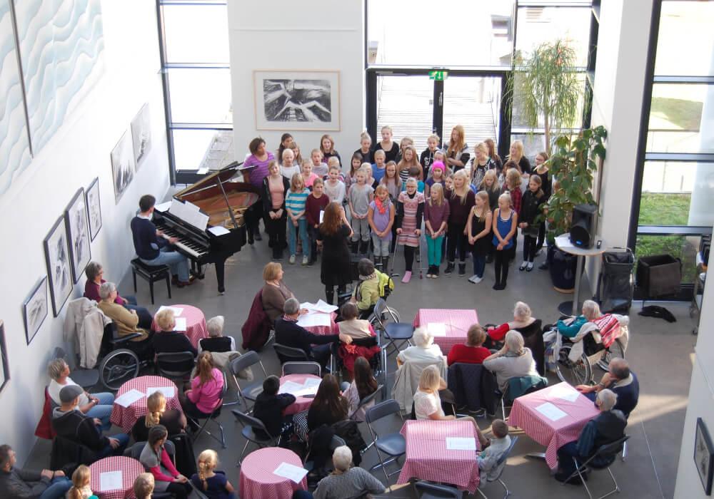 Kulturskole koncert